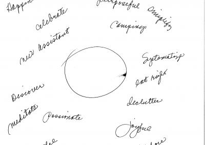 Jo Stepanenko Vision circle